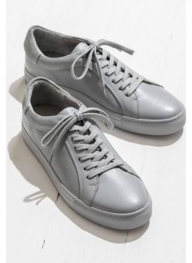 Elle Sneaker Ayakkabı Gri